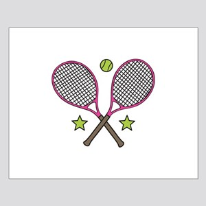 Tennis Racquets Posters