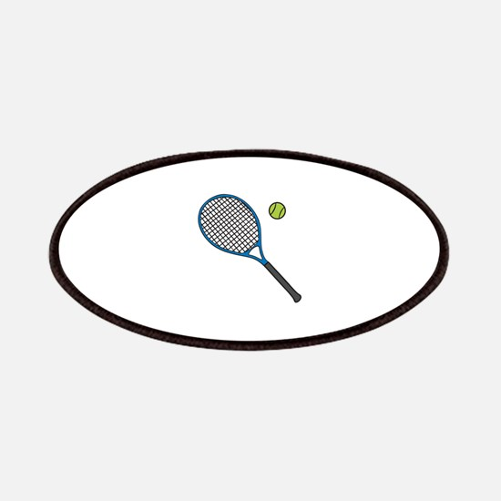 Racquet & Ball Patches