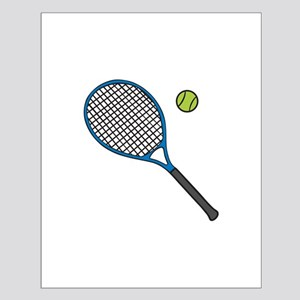 Racquet & Ball Posters