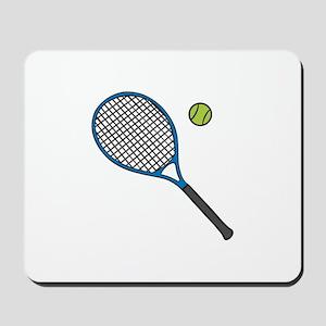 Racquet & Ball Mousepad