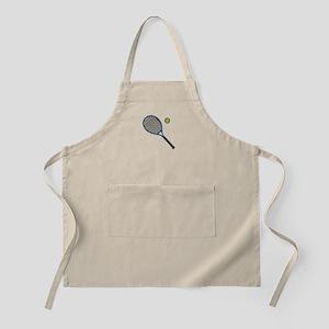 Racquet & Ball Apron