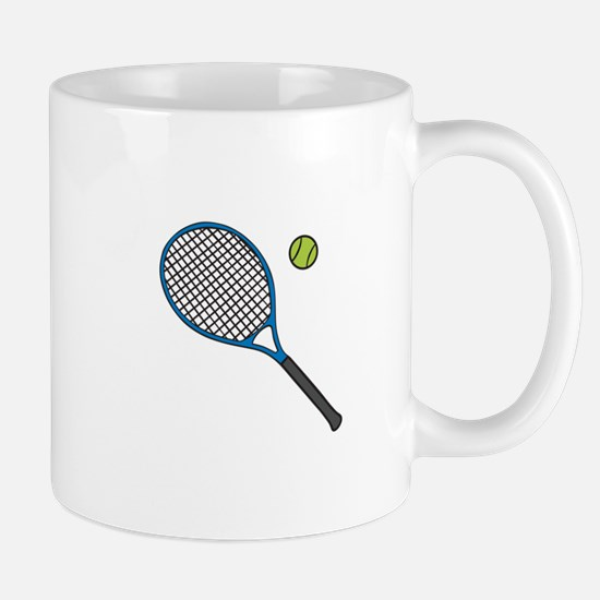 Racquet & Ball Mugs