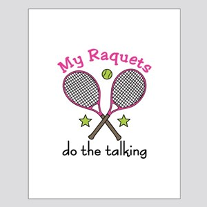 My Racquets Posters