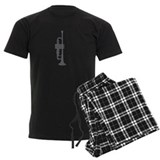 Jazz music Men's Dark Pajamas