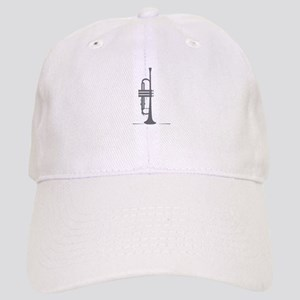 Upright Trumpet Baseball Cap