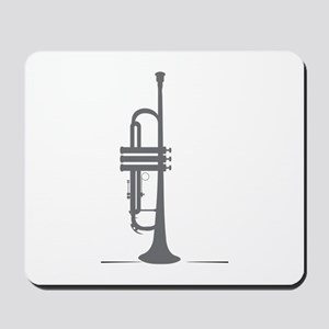 Upright Trumpet Mousepad