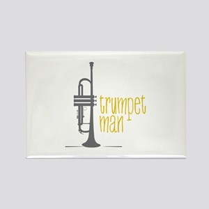 Trumpet Man Magnets