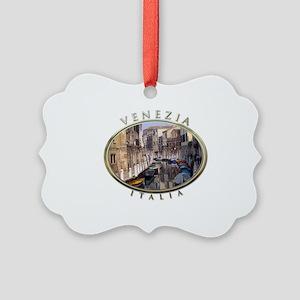 Sestiere Cannaregio Picture Ornament