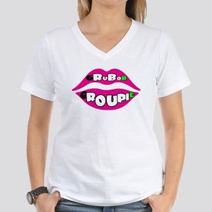 Grubor Groupie V-Neck T-Shirt