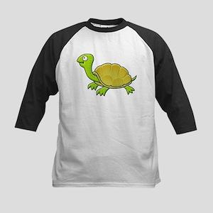 Cartoon Turtle Baseball Jersey
