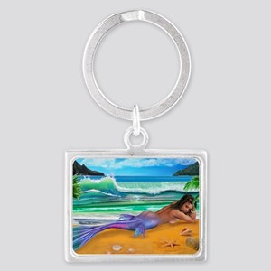 ENCHANTED MERMAID Landscape Keychain