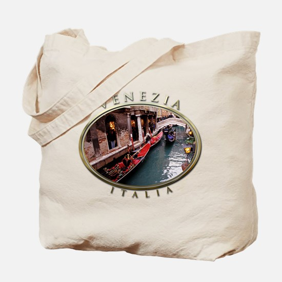 Gondolas in Venice Tote Bag