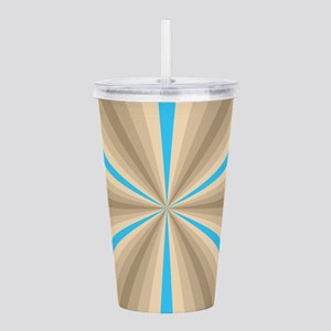 Summer Illusion Acrylic Double-wall Tumbler