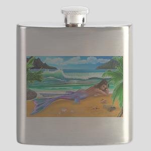 ENCHANTED MERMAID Flask