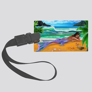 ENCHANTED MERMAID Luggage Tag