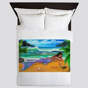 ENCHANTED MERMAID Queen Duvet