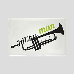 Jazz Man Magnets