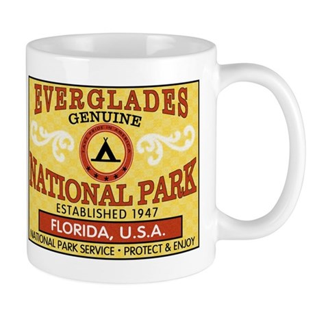 Everglades National Park (Lab Mug