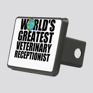 World's Greatest Veterinary Receptionist Hitch
