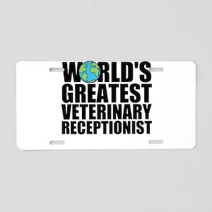 World's Greatest Veterinary Receptionist Alumi
