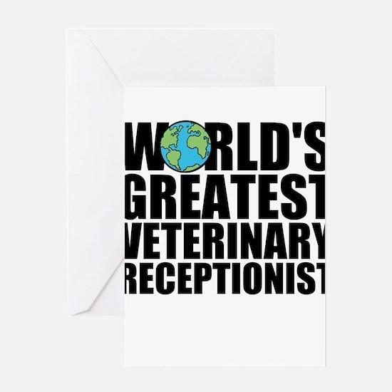 World's Greatest Veterinary Receptionist Greet