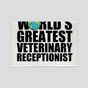 World's Greatest Veterinary Receptionist Magne