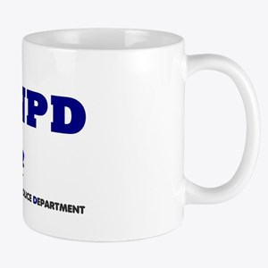 Nynpd - Not Your Normal Police Department Mugs