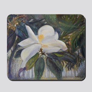 OLD FLORIDA MAGNOLIA Mousepad