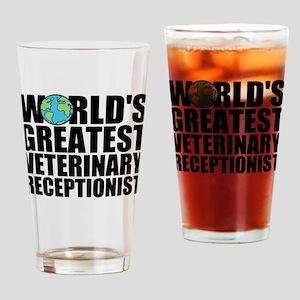 World's Greatest Veterinary Receptionist Drink