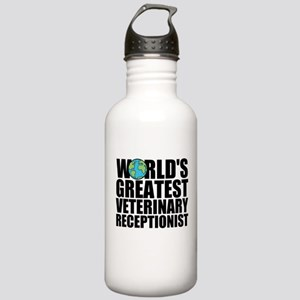 World's Greatest Veterinary Receptionist Water