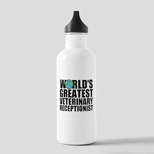 World's Greatest Veterinary Receptionist Water