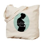 Courageous Mama PAL Tote Bag