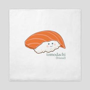 Tomodachi Queen Duvet