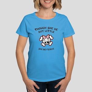 She Be Fierce Women's Dark T-Shirt