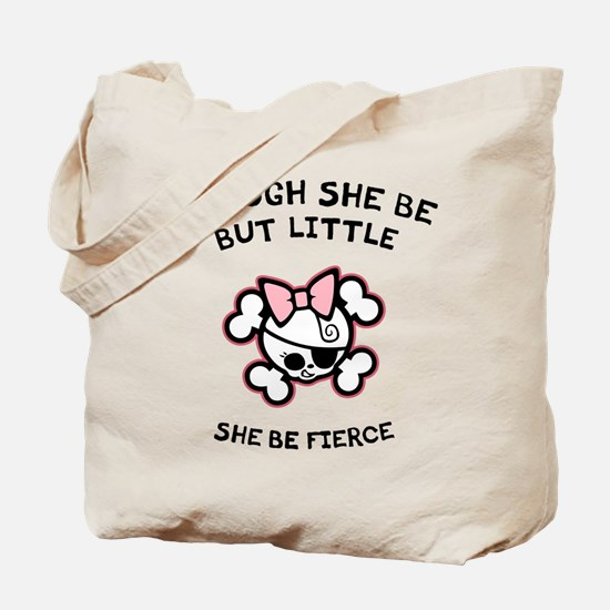 She Be Fierce Tote Bag