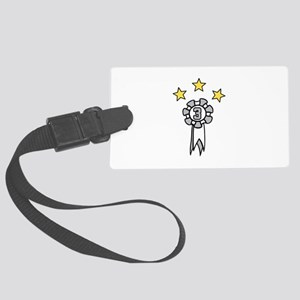 Third Place Stars Luggage Tag