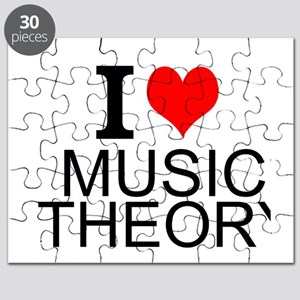 I Love Music Theory Puzzle