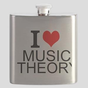 I Love Music Theory Flask