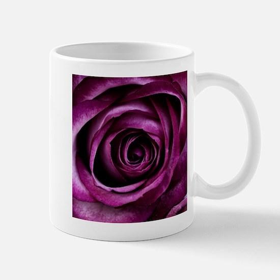 Purple Rose Mugs