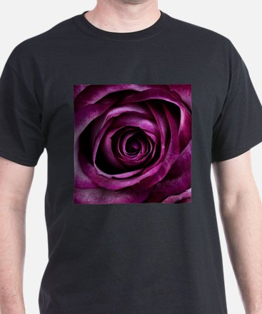 Purple Rose T-Shirt