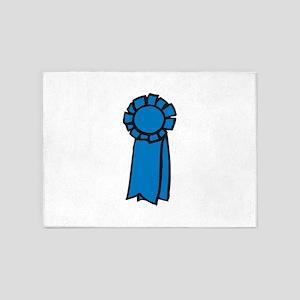 Ribbon Award 5'x7'Area Rug