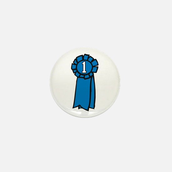 First Place Mini Button
