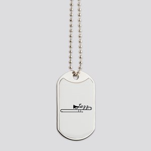 Jazz Dog Tags