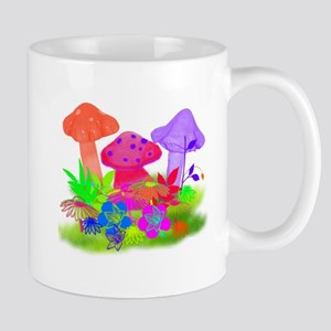 magic mushrooms 2 Mugs