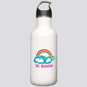 Rainbow Veterinary Ass Stainless Water Bottle 1.0L