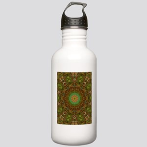 Colorful Modern Kaleid Stainless Water Bottle 1.0L