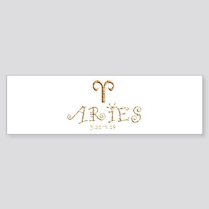 Aries Sticker (Bumper)