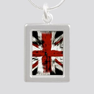 UK Flag England Necklaces