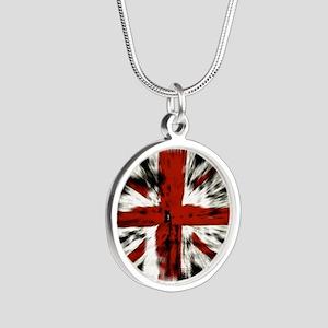 UK Flag England Necklaces