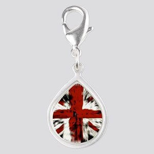 UK Flag England Charms